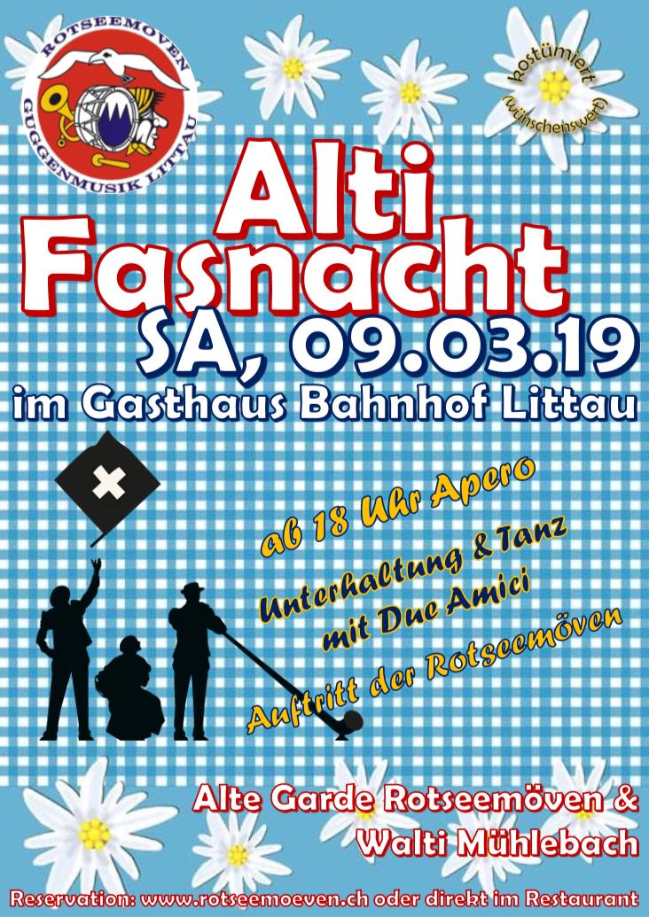 Alti Fasnacht 2019