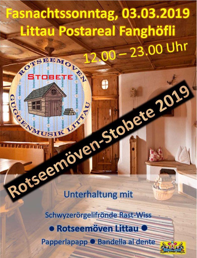 Rotseemöven-Stubetet 2019