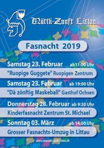 Ruopige Guggete 2019, 23.02.2019