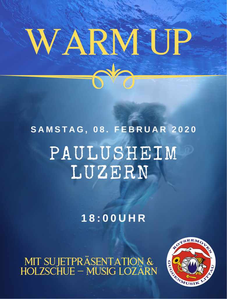 Gönneranlass Warm up 2020